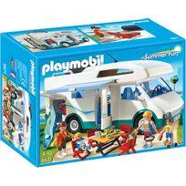 Playmobil - Famille avec camping-car - 6671