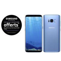 Samsung - Galaxy S8 - Bleu