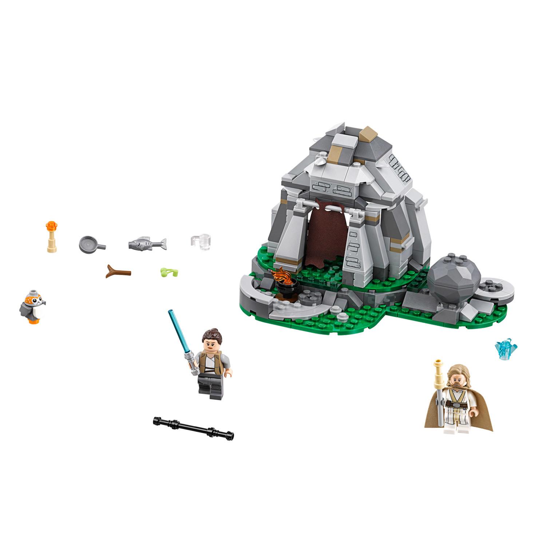 75200 Star Wars™: Entraînement sur l'île d'Ahch-To