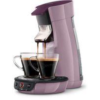 PHILIPS - Machine à café à dosettes Viva Café - HD7829/41 - Violet pastel