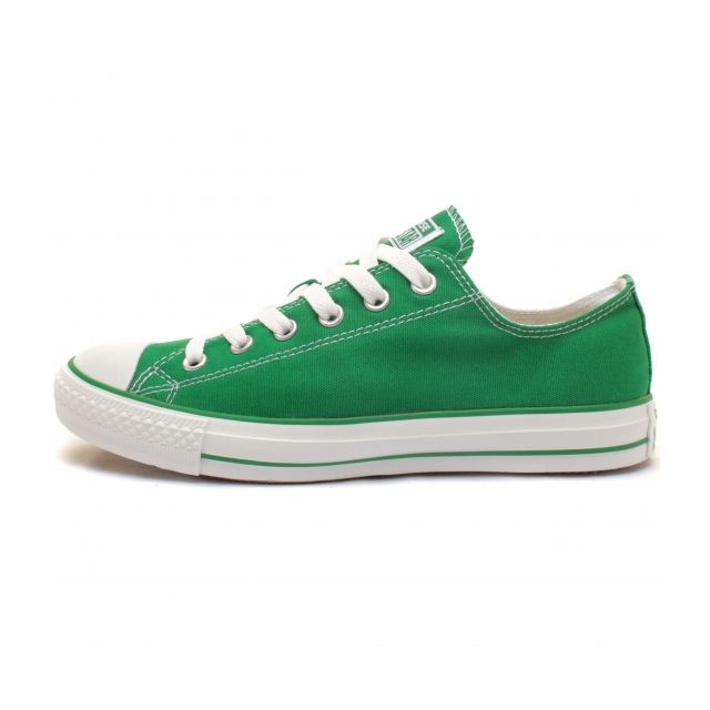 Converse - Fashion / Mode All Star Verte - pas cher Achat ...