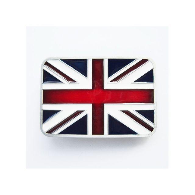 Universel - Boucle de ceinture london union jack drapeau anglais rock - pas  cher Achat   Vente Objets déco - RueDuCommerce 8c83046b100