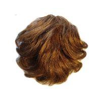 Remy Hair Excellence - Chignon Agathe - Blond naturel dore N 10 - Postiche cheveux naturels