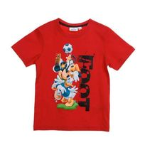 Mickey Mouse - T-shirt à manches courtes Disney Mickey