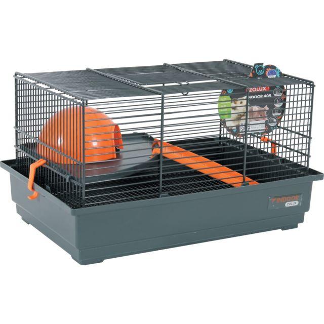Zolux Cage Indoor 40 Souris Orange