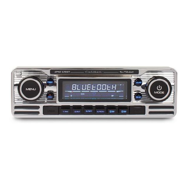 Caliber Autoradio Mp3 Rmd 120BT
