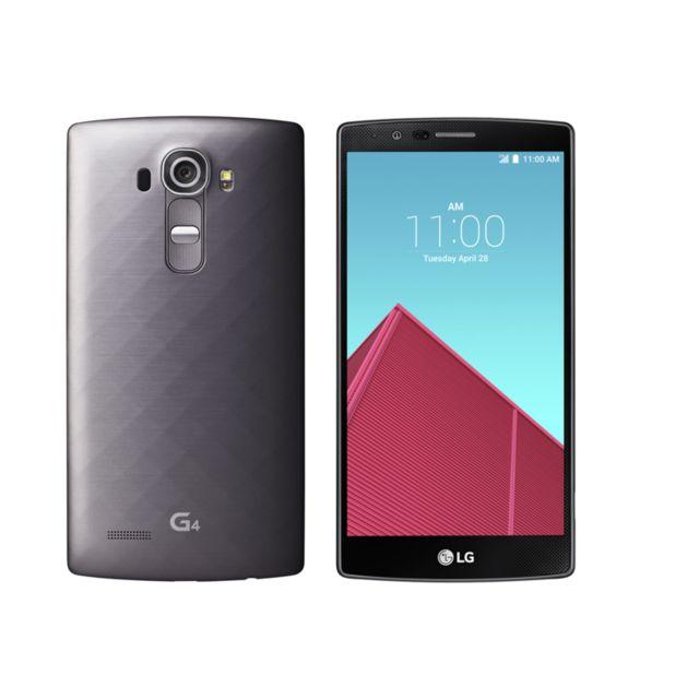 LG - G4 32Go titane