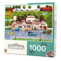 Master Pieces - Puzzle 1000 pièces : La vieille station d'essence