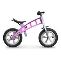 FirstBIKE - Vélo enfant Street rose avec freins