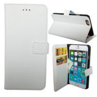 Lapinette - Etui Housse Portefeuille Pour Apple Iphone 8 Plus - Blanc