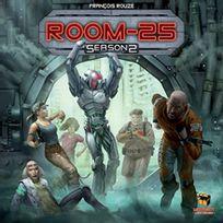Editions Du Matagot - Jeux de société - Room 25 : Saison 2 - 2Nde Edition