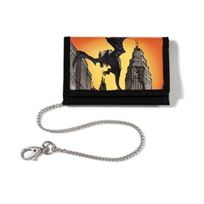 Nici - Wallet Creatures Nylon W. Chain 11.5X8CM In Display