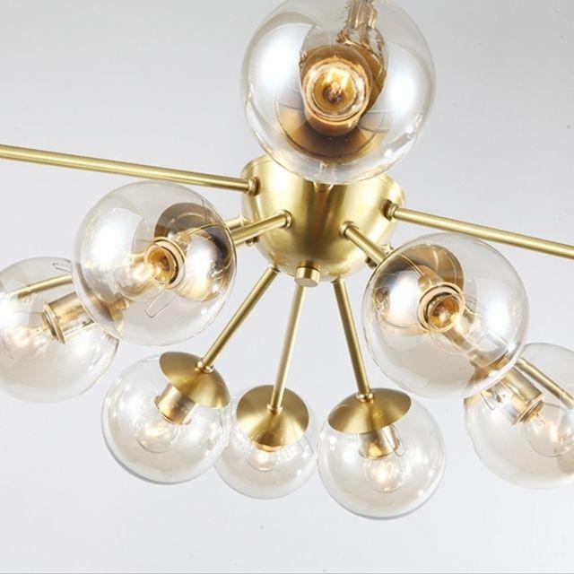 Wewoo Lampe suspendue Luminaire Salon de plafond salle