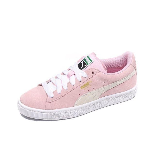 chaussure enfants fille puma