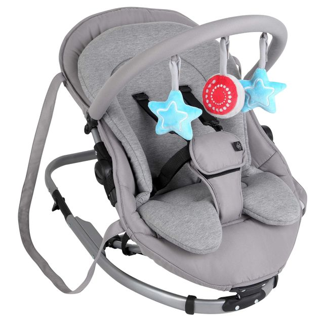 Tex baby transat b b reducteur avec balancelle for Piscina bebe carrefour