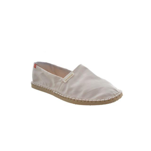988674a9901 Havaianas - Chaussures ville origine ii blanc 43 - pas cher Achat   Vente  Chaussures de ville homme - RueDuCommerce