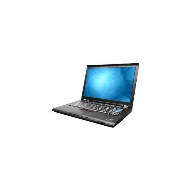 LENOVO - Thinkpad T420 - Intel Core i5 2520M 2.50Ghz Ecran 14,1'' - RAM 8 Go - 240Go SSD - Graveur DVD - Windows 7 Pro