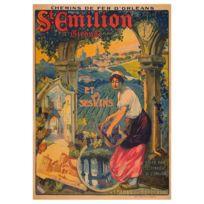 Amadeus - Affiche ancienne Saint Emilion