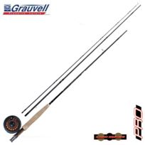 Grauvell - Ensemble Mouche Combo Pro Fly 9045