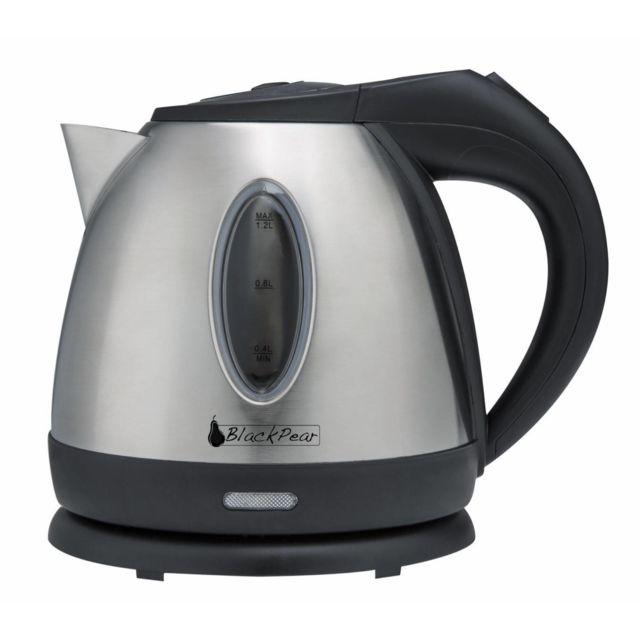Blackpear Bouilloire Electrique Acier Inox 1,2L 1630W