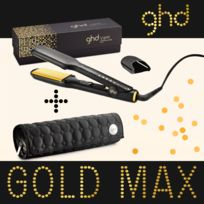 Ghd - Lisseur Styler max gold avec pochette thermoresistante 2014