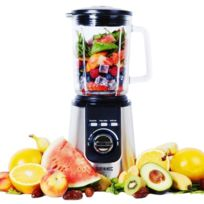 vert Domo smoothie Maker to go avec 2 bouteilles stand Mixeur pour smoothies