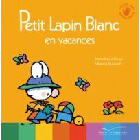 Gautier Languereau - Petit Lapin Blanc en vacances
