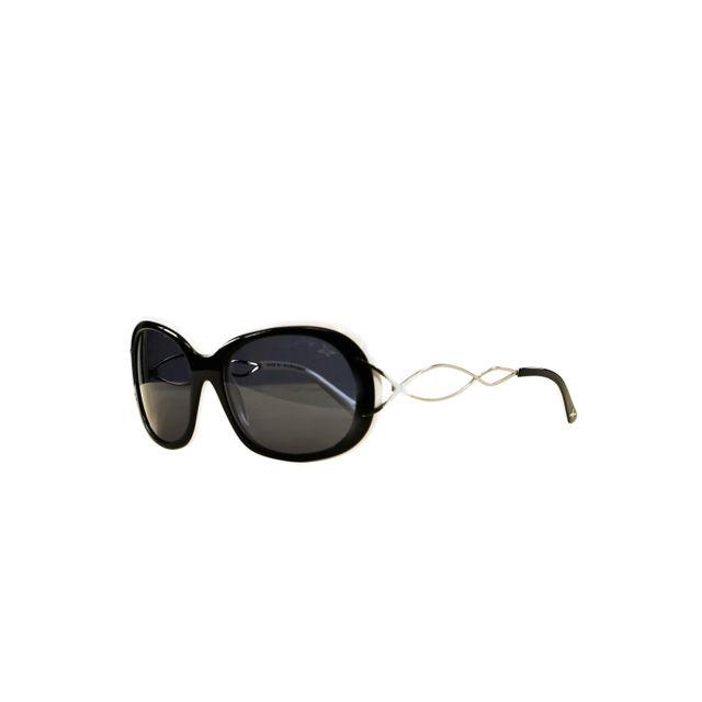 Mauboussin - Lunettes de soleil Eyewear Thirty Five Noir   Blanc - pas cher  Achat   Vente Lunettes Tendance - RueDuCommerce 1cd263950709