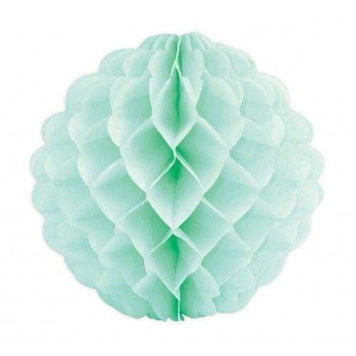 Scrapcooking Boule alvéolée vert d'eau Ø 25 cm