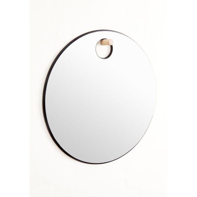 Applicata Miroir mural Selfie - Ø 45 cm