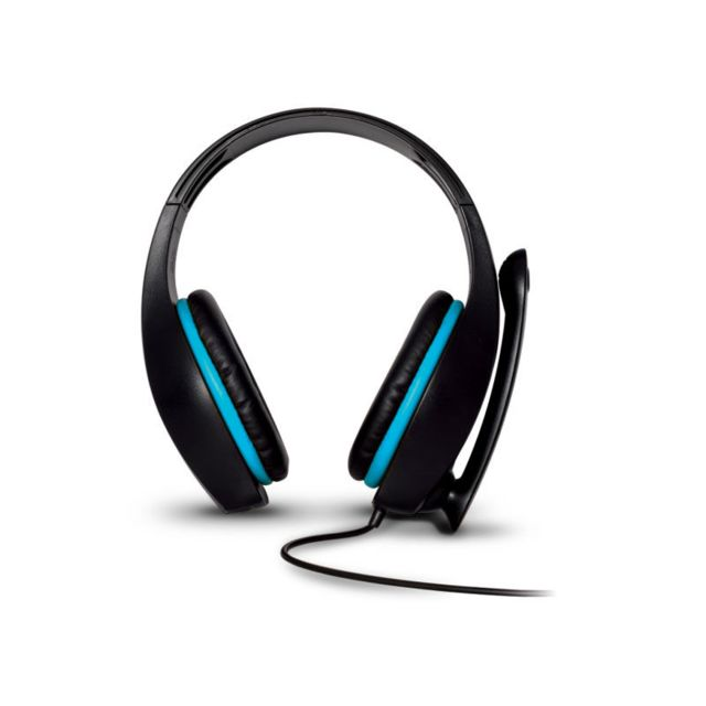 SPIRIT OF GAMER PRO-H5 Blue VIctory Micro-casque gamer compatible PC et Mac