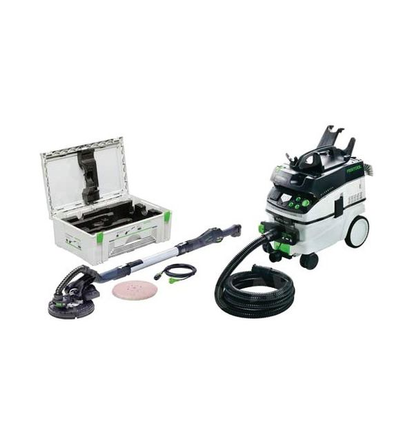 festool ponceuse autoport e 550w planex hls225 set avec aspirateur pas cher achat vente. Black Bedroom Furniture Sets. Home Design Ideas