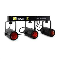 BEAMZ - 3 Some Set d'effets de lumière LED