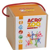 Ludus - Cube - Jeux De Contruction Et D'ÉVEILLE Acro Zoo - 25 PiÈCES - A Partir De 3 Ans
