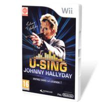 Mindscape - U-sing Johnny Hallyday - Nintendo Wii