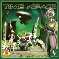 Pegasus Spiele - Time'N'SPACE DT./ENGL. Ausg