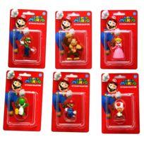 Bg Games - Together - Keynin001 - Figurine - Nintendo - 1 Porte-clÉS Super Mario