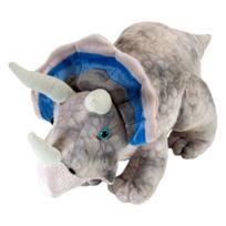 Wild Republic - Dinosauria Triceratops Peluche