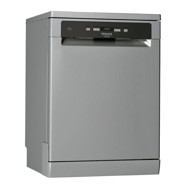 hotpoint ariston lave vaisselle ihfc3b 26x gris. Black Bedroom Furniture Sets. Home Design Ideas