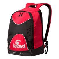 Jaked - Sac de natation Calipso rouge noir