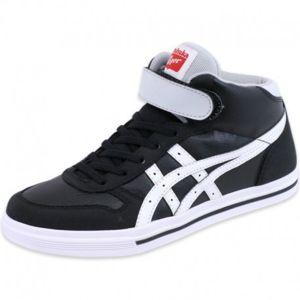 Chaussures Montantes Noir Aaron MT Gar on Asics