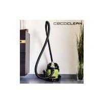 Aspirateur pour Solides et Liquides Cecoclean Wet & Dry Easy 5033 10 L 1000W Noir Vert