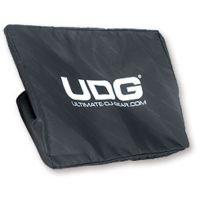 "Udg - U9242 Ultimate Turntable & 19"" Mixer Dust Cover Black"