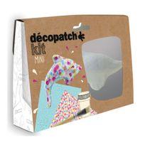 Decopatch - Décopatch - Mini kit Enfant - Dauphin