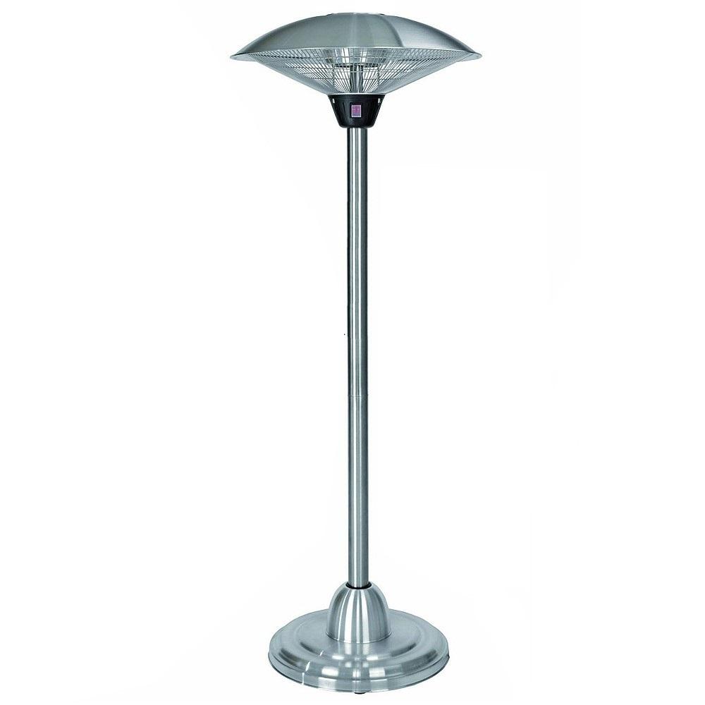 Kemper parasol chauffant lectrique 2 kw 65432kw21 for Parasol electrique exterieur