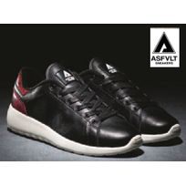 Asfvlt - Sneakers Super Tennis Black Red