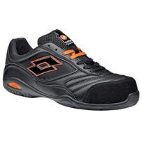 Lotto Works - Chaussures De Securite Basses Energy S1P - Noires - Taille:40