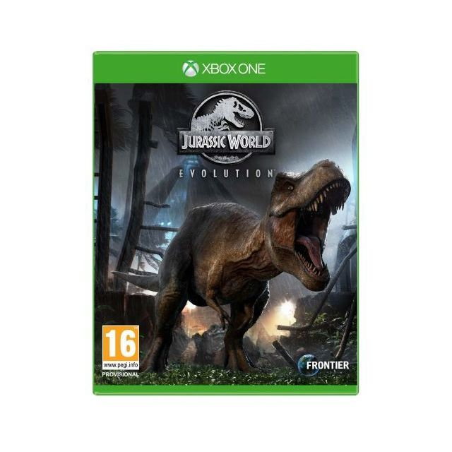 JUST FOR GAMES - Jurassic World: Evolution - Xbox One