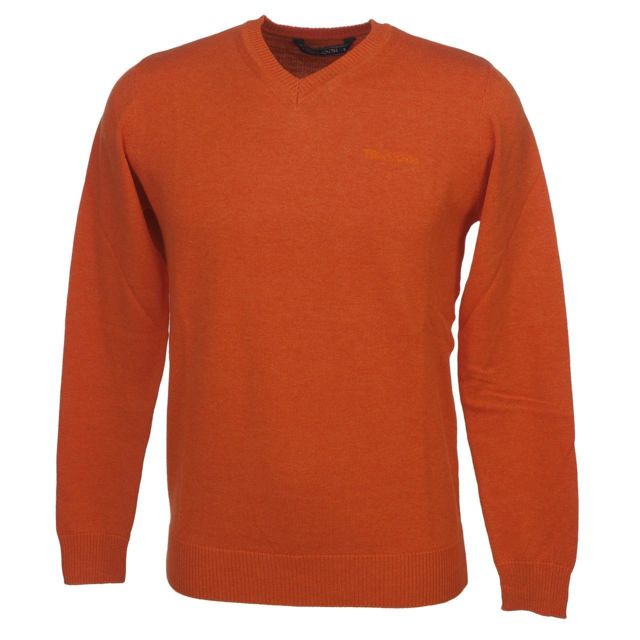 Teddy Smith - Pull Pulser red org chine pull Orange 59480 - pas cher ... c2addf8b78c2