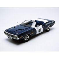 Greenlight - Collectibles - 12871 - VÉHICULE Miniature - ModÈLE À L'ÉCHELLE - Dodge Challenger Convertible - Pace Car 1971 - Echel